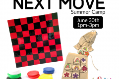 June 30 - Next Move