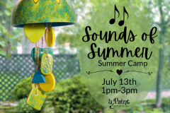 July 13 - Sounds of Summer