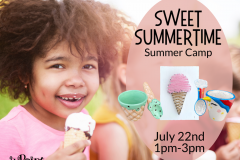 July 22 - Sweet Summer Time