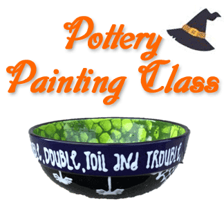 Pottery Painting Class @ uPaint Pottery Studio, All Locations | Noblesville | Indiana | United States