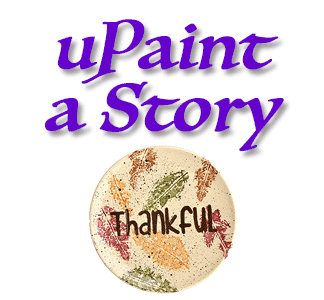 uPaint a Story @ uPaint Pottery Studio, All Locations