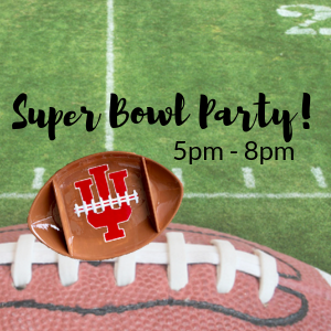 Super Bowl Party!! @ All uPaint Locations