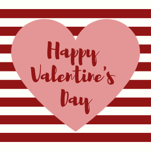 Happy Valentine's Day @ All uPaint Locations