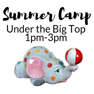 Summer Camp Under the Big Top @ All uPaint Locations
