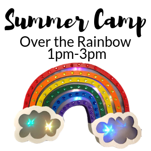 Summer Camp Over the Rainbow @ All uPaint Locations