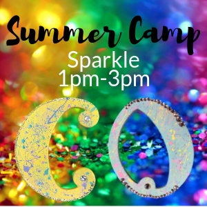 Summer Camp Sparkle @ All uPaint Locations