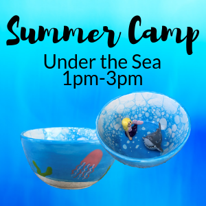 Summer Camp Under the Sea @ All uPaint Locations