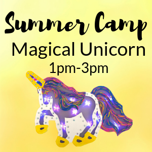 Summer Camp Magical Unicorn @ All uPaint Locations