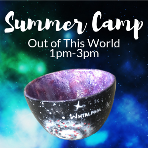 Summer Camp Out of this World @ All uPaint Locations