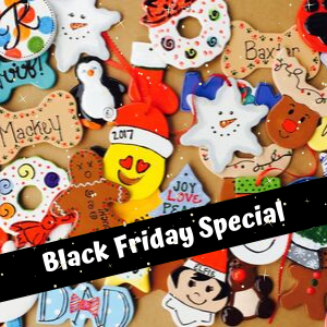 Black Friday Special @ All uPaint Locations