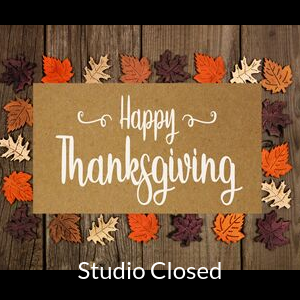 Happy Thanksgiving @ All uPaint locations