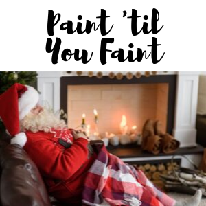 Paint til You Faint @ All uPaint Locations