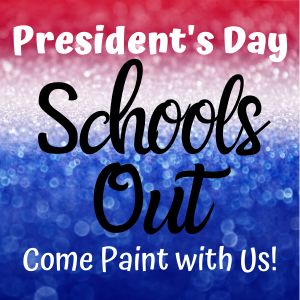Presidents Day @ All uPaint Locations