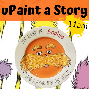 uPaint a Story @ All uPaint Locations