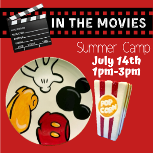 In the Movies Summer Camp @ All uPaint Locations