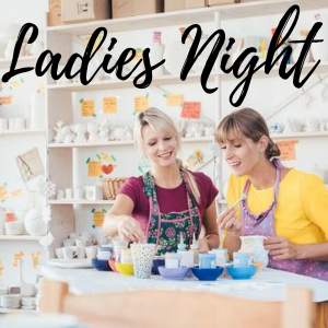 uPaint Ladies Night @ All uPaint Locations