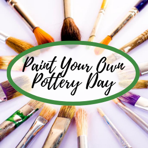 National Paint Your Own Pottery Day