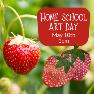 Home School Art Day @ All uPaint Locations