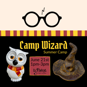 Camp Wizard Summer Camp @ All uPaint Locations