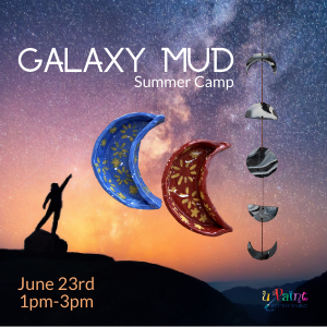 Galaxy Mud Summer Camp @ All uPaint Locations