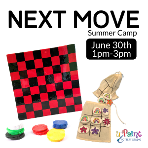 Next Move Summer Camp @ All uPaint Locations