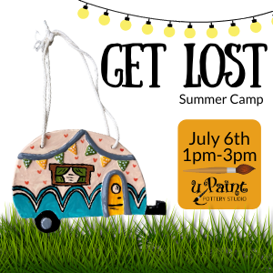 Get Lost Summer Camp @ All uPaint Locations