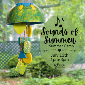 Sounds of Summer - Summer Camp @ All uPaint Locations