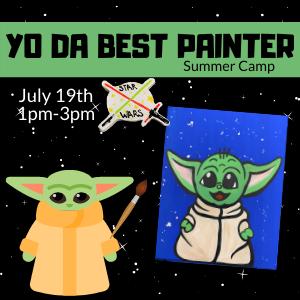 Yo Da Best Painter Summer Camp @ All uPaint Locations